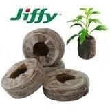 JIFFY´S TURBA PRENSADA 33mm